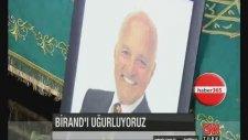Mehmet Ali Birand Cenaze Töreni Görüntüleri