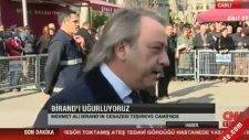 Mehmet Ali Birand Cenaze Töreni Korcan Karar Neler Söyledi 19.01.2013