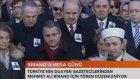 Usta gazeteci Mehmet Ali Birand son yolculuğuna uğurlanıyor!