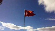 Şahlanan Şanlı Bayrağımız Bozkır - Konya