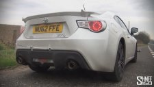 Toyota Gt86 Quicksilver Sports Exhaust