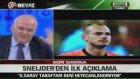 Ahmet Çakar: Hiç Kimse Sneijder Kadar Seksi Gelmedi