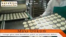 Maxi Döküm Kurabiye Makinası
