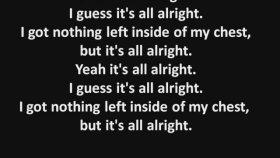 Fun. - All Alright   On Screen