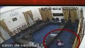 Bolivya Milletvekili Alcibia'nın Tecavüz Görüntüleri