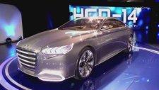 Hyundai HCD-14 Genesis Concept at 2013 NAIAS