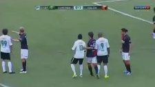 Alex De Souza Kornerden Gol Attı!!