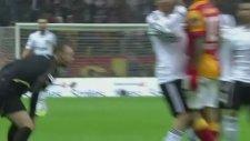 Galatasaray - Beşiktaş - Felipe Melo'nun Türkürdüğü An