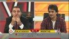 GS TV Spikeri: Felipe Melo tükürmedi, tuu dedi!