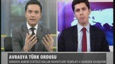 Avrasya Türk Ordusu Kuruldu