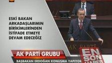 Başbakan Erdoğan Konuşurken İdris Naim Şahin'in İlginç Halleri