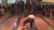 Hip Hop Break Dance İlklerden Denizli