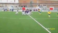 Böyle Futbol Taktiği Görülmedi!