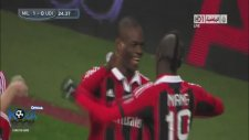 Milan 2-1 Udinese (Maç Özeti)