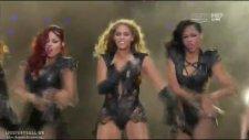 Beyonce Super Bowl'da Nefes Kesti! (Full Performance)