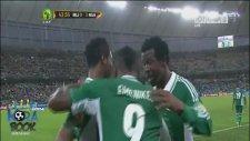 Mali 1-4 Nijerya (Maç Özeti)