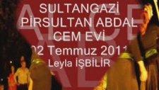 Sultangazi Pirsultan Abdal Cem Evi Semah Gösterisi