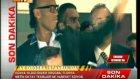 Drogba İstanbul'da meşalelerle karşılandı
