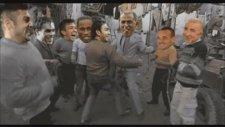 Sneijder ve Drogba'nında İçinde Bulunduğu O Klip