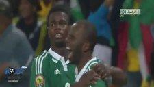 Nijerya 1-0 Burkina Faso (Maç Özeti)