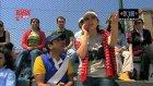 1 Kadın 1 Erkek (105. Bölüm) tenis 9