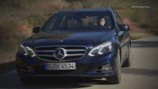2014 Mercedes E 400 Elegance Cavansite Blue (test sürüş)