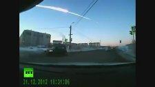 Rusya'da Meteor Dehşeti!