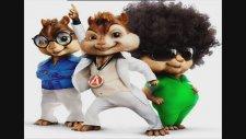 Alvin And The Chipmunks Psy Gangnam Style Versiyonu