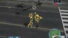 Bumblebee Vs Barrica