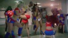 Crystal Palace Cheetah Girls Harlem Shake - Amazing Dance - Sexy Girl