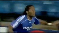Didier Drogba Schalke'yi Böyle Avlamıştı!