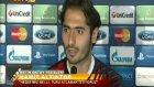 Galatasaray - Schalke 04 Hamit Altıntop Basın Toplantısı
