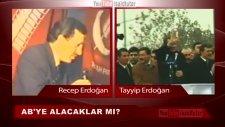Bir Başbakan İki Erdoğan / Recep Erdoğan - Tayyip Erdoğan