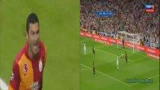 Burak Yılmaz Ve Cristiano Ronaldo'nun Gollerindeki Benzerlik!