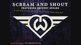 Dj Umut Çevik - Will.i.am Scream Shout Ft. Britney Spears Remix