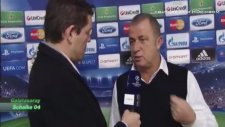 Fatih Terim'in Schalke 04 Maçı Sonrası Yaptığı Açıklama
