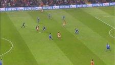 Galatasaray 1-0 Schalke 04 (Gol Burak Yılmaz)