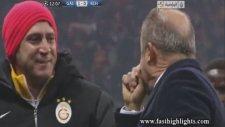 Galatasaray - Schalke 0-4 Maç Özeti