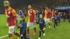 Galatasaray Schalke 04 1-1 (Özet)