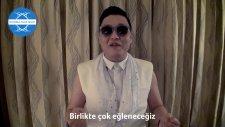 Gangnam Style İstanbul Blue Nightta!
