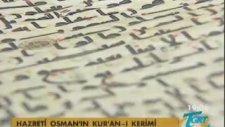 Hazreti Osman'ın Kur'an-ı Kerimi