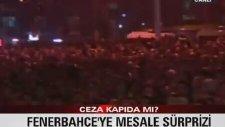 Fenerbahçe 1 - 0 BATE Borisov Paraşütlü Meşale Atanlar