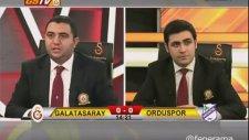 GS Tv Spikeri Dondu Kaldı!