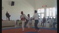 Mete Toprak - Taekwondo Gösterisi