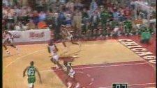 Michael Jordan - 40 Efsane Hareket