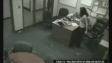 Patronuna kızan kadın resmen terör estirdi!