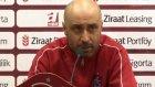 Trabzonspor Teknik Direktörü Tolunay Kafkas : Antalyaspor Açıklamada Bulundu