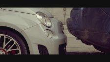 En Seksi Park Sensörü - Durex İçerir - Fiat 500 Abarth
