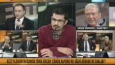 Mehmet Baransu Uğur Dündar Kavgası