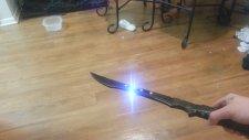 Elektirikli Kılıç! İnanılmaz!